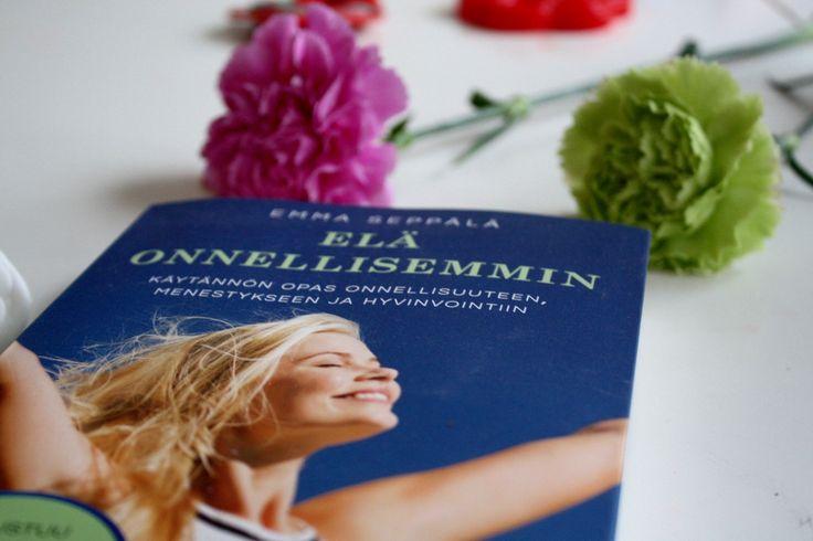Emma Seppälän onnellisuuskirja toimii