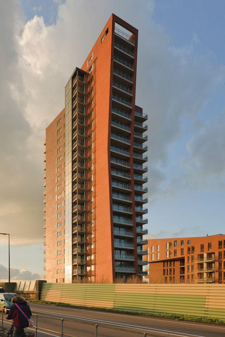 De Conrad, Zaandam - architect: HM Architecten
