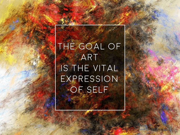 Quote on Art