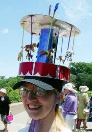 Resultado de imagen de sombreros locos para concurso