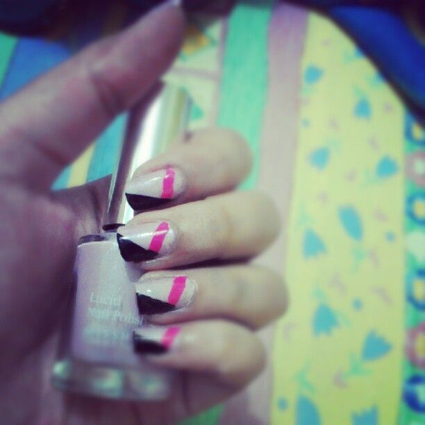 Mejores 39 imágenes de Nail Art en Pinterest | La uña, Diseños de ...