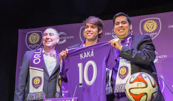 Orlando City Soccer - Kaká