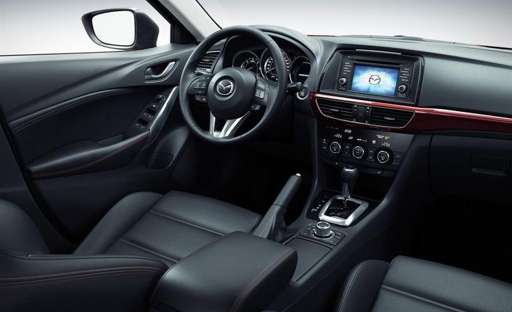 Mazda 6 2013 Interior Mazda 6, Mazda, Mazda cars