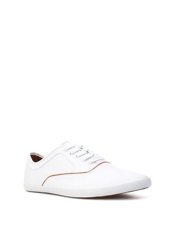 ZAPATO PUNTA - Zapatos - Hombre - ZARA Colombia