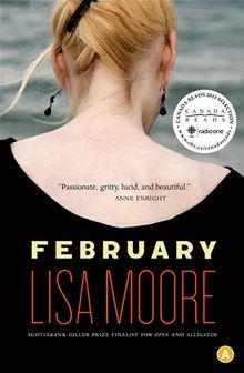 In 1982, the oil rig Ocean Ranger sank off the coast of Newfoundland during a Valentine's Day storm. All eighty-four men aboard died. February is the story of Helen O'Mara, one of those left behind when her husband, Cal, drowns on the rig... February by Lisa Moore. Get this eBook on #Kobo: http://www.kobobooks.com/ebook/February/book-d8WwfiujOkGjlkeigl5d4w/page1.html