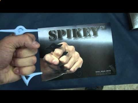 Israeli Self defense tool - Spiky - YouTube