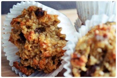 Muffiny pełne energii