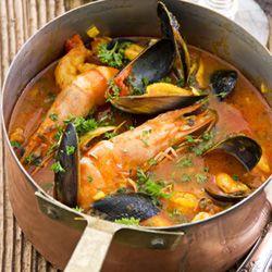 Easy seafood soup > MWEB > Recipes