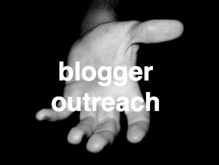 REACH TO YOUR AUDIENCE THROUGH #BLOGGER OUTREACH