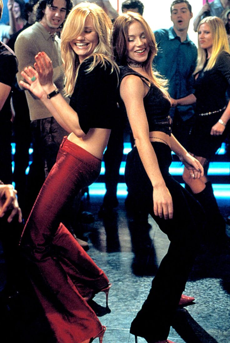 The Sweetest Thing - The crude-yet-sugary humor was kind of ahead of its time. Cameron Diaz and Christina Applegate—the Amy Schumer and Jennifer Lawrence of 2002! —Nick Remsen, Vogue Fashion Writer