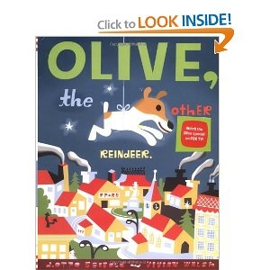 Olive, the Other Reindee