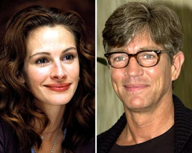 Brother and Sister: Eric and Julia Roberts