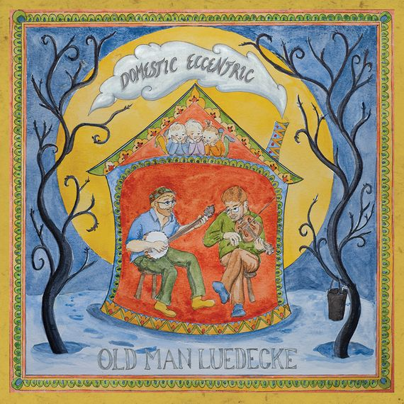 """JUNO-decorated folk troubadour Old Man Luedecke released his latest album Domestic Eccentric on July 24 2015. Recorded mostly live at his hand-built Nova Scotia cabin/studio, Domestic Eccentric is """"pretty much as simple and similar to Luedecke's live show as an Old Man Luedecke album can get. And it's a joy to listen to."""" -Exclaim!  Proudly pressed at Canada Boy Vinyl."""