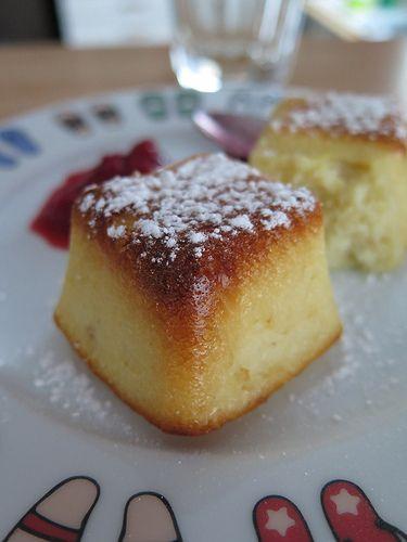 Petit gâteau moelleux à la noix de coco 11 desserts a partager