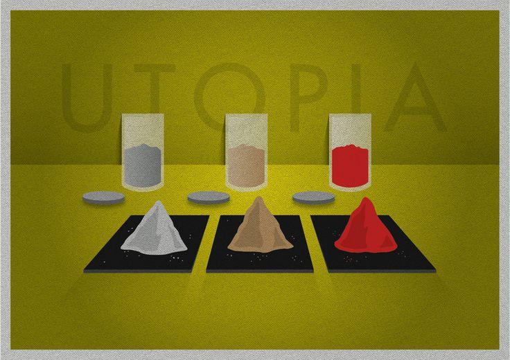 Utopia TV Show - Illustration 02