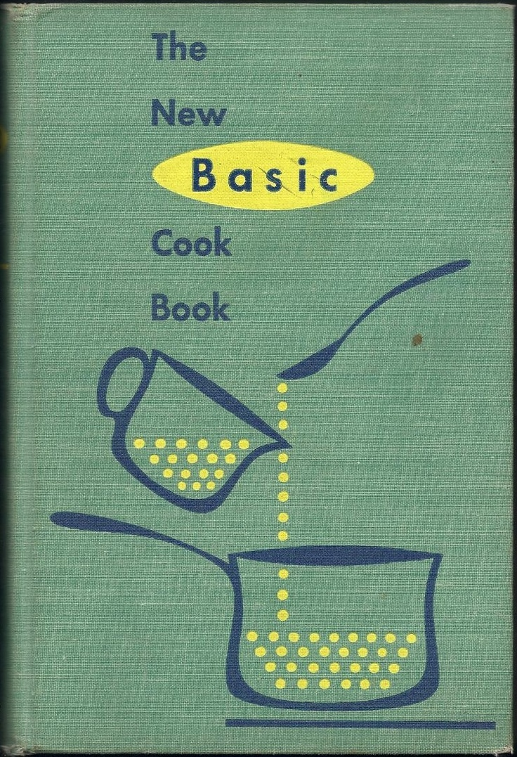 The New Basic Cook Book