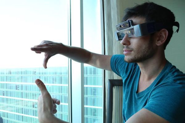 Asus, nel 2016 i primi occhiali per la realtà aumentata - http://www.tecnoandroid.it/asus-occhiali-realta-aumentata-4958/ - Tecnologia - Android