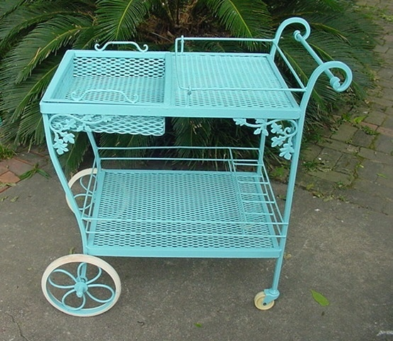 Woodard Tea Cart 1972 Offered On Ebay Starting At 199 99