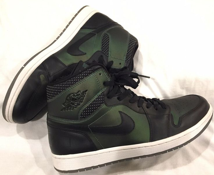 398b65a568325f NEW NIKE SB CRAIG STECYK x AIR JORDAN RETRO 1 High Green Black 653532-001  Sz 12 in 2019