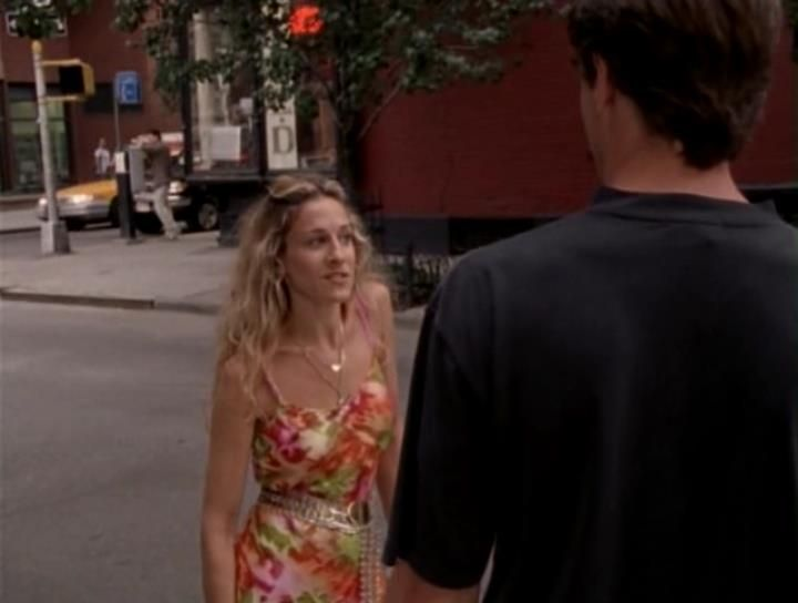 Sex and the city season 2 episode 3