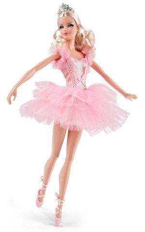 MATTEL | Barbie Danseuse Étoile, from ma-serendipite.com
