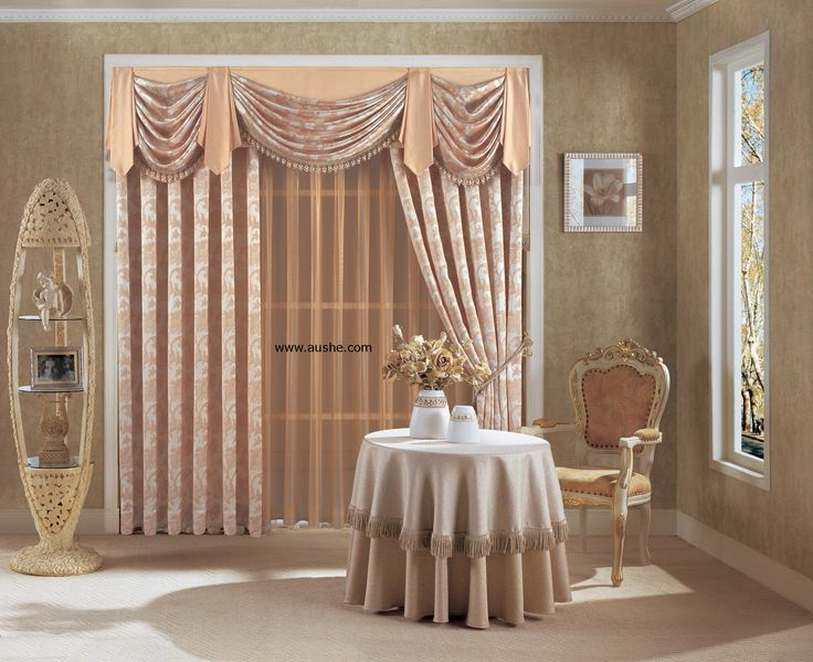 93 best Drapery Designs images on Pinterest Curtain designs