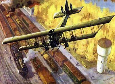 Илья Муромец – первый в мире бомбардировщик