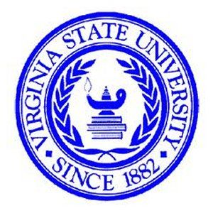Where my parents met! Virginia State University #HBCU
