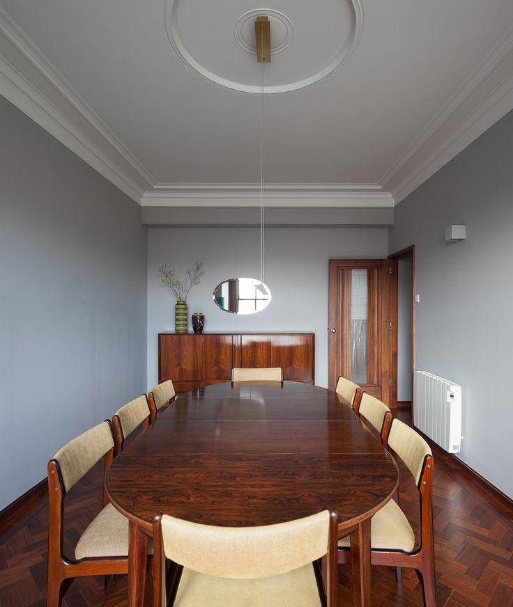 3 Dazzling Apartments with Retro Interiors in