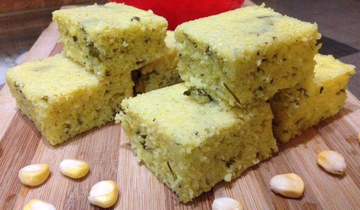 Sweet Corn Rava Dhokla - Perfect Monsoon Recipe