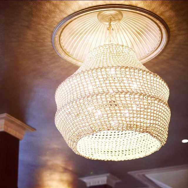 Made by Lucy pendants lights for the Rose Hotel, Bunbury WA