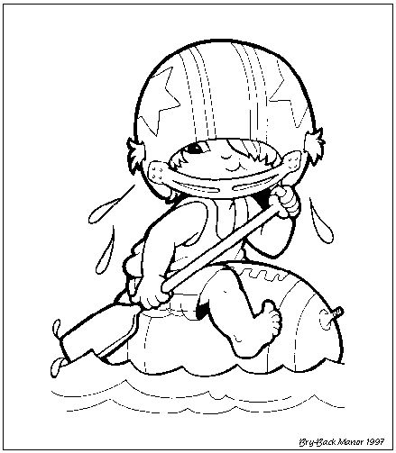 swimmy coloring pages - photo#25