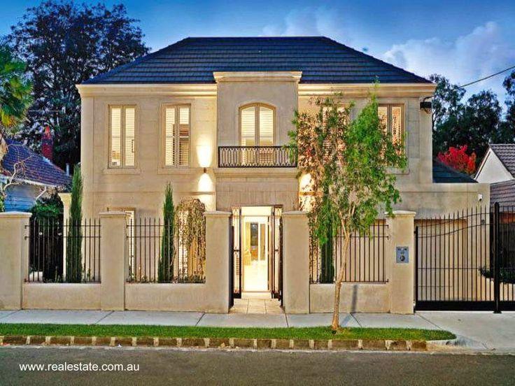 Arquitectura de Casas: 32 imágenes de fachadas de casas modernas.