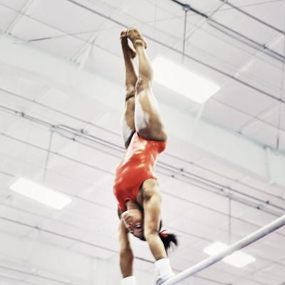 Sports: Simone Biles Is Taking Her Sport to New Heights