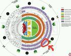 #Ticket  Guns n Roses Melbourne concert tickets Silver Reserved seating #Australia