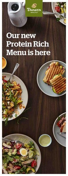 Want a side of lean with your clean food eats? Hungry for a high-protein no-brainer of a lunch? Maybe your usual post-workout protein isn't enough anymore? Or a protein snack for a quick burst of energy is gonna be just the thing to fuel you through the day. Then go for our Protein Rich menu. You'll discover plenty of protein rich options to keep your body running healthy and clean.