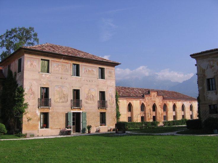 Villa Buzzati « Bed & Breakfast Villa Buzzati