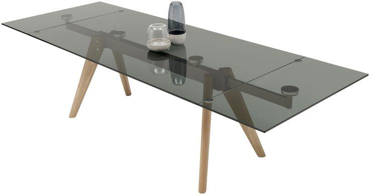 Tables de repas avec allonges, tables design BoConcept
