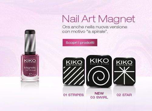 smalto magnetico Kiko