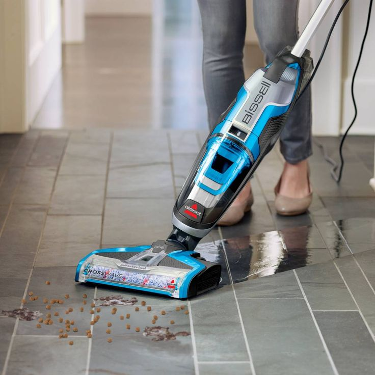 Product Image for Bissell® Crosswave™ 17859 All-in-One Multi-Surface Upright Vacuum 4 out of 5