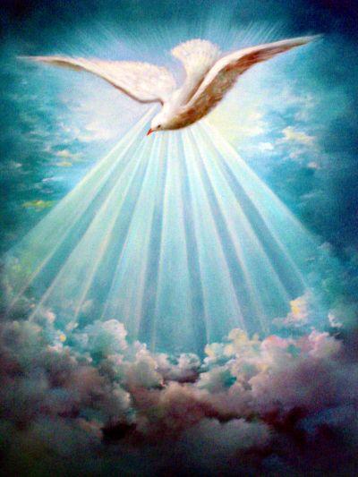 Holy Spirit Rays
