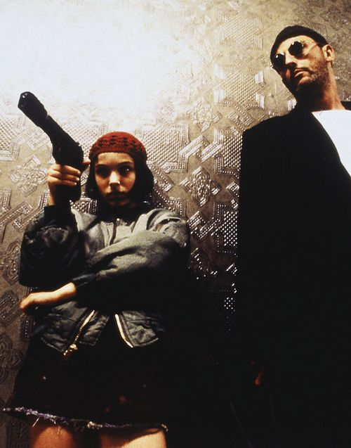 Leon: The Professional - Natalie Portman & Jean Reno
