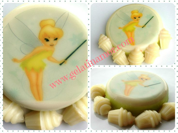 Jelly Cakes Mini Tinkerbell!
