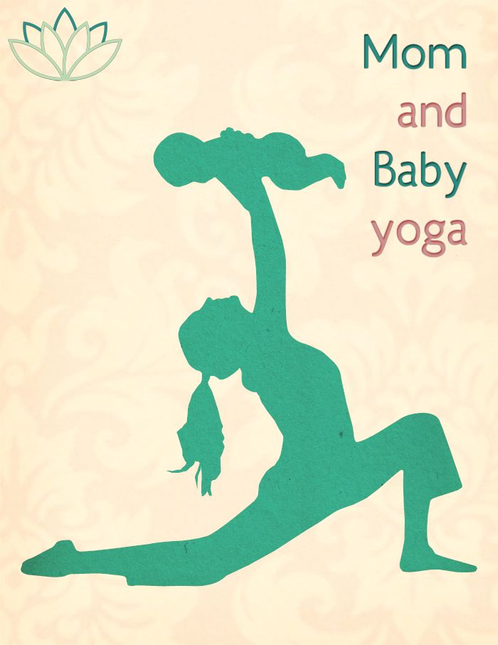 Mom and Baby Yoga - Winter Session                                                                                                                                                                                 More