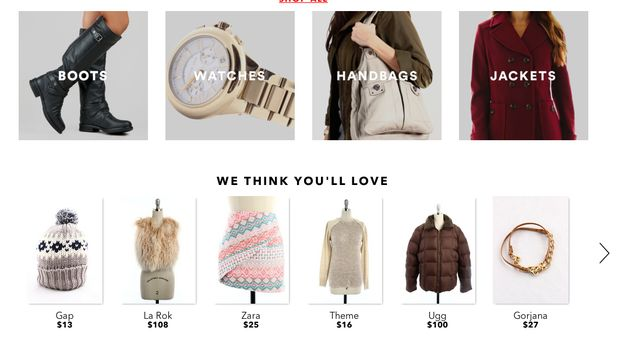 Threadflip is an online thrift store where you can buy or sell used clothes. | 32 Amazingly Useful Websites Every Woman Needs To Bookmark