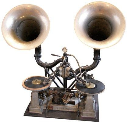 1910: DJ Mixer / Cross Fader