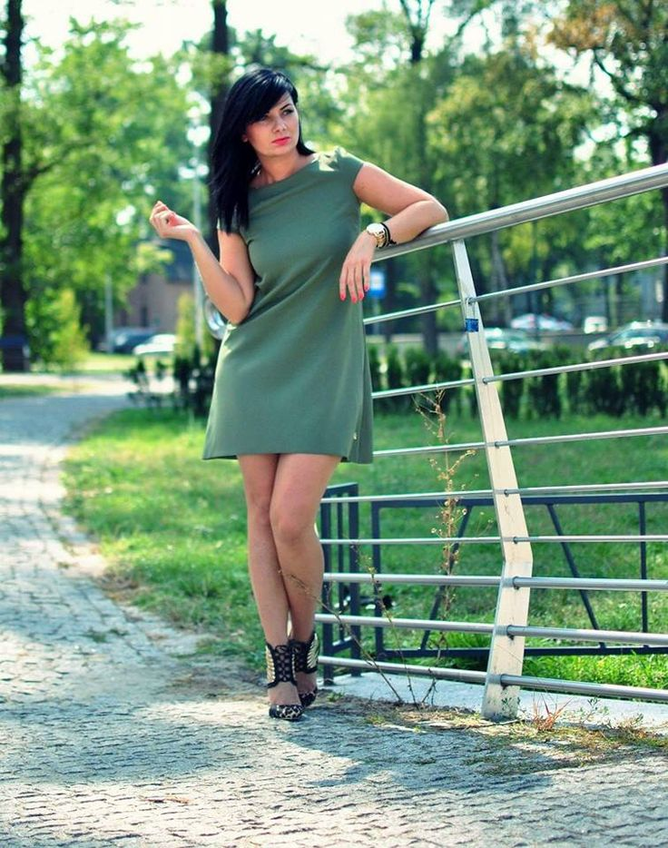 Late summer dress