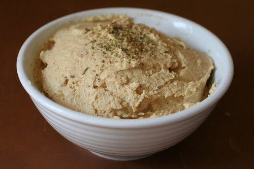 Hummus 101: This traditional hummus recipe includes olive oil, but you can leave that out if you prefer to save calories.