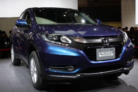 2015 Honda Vezel Release Date and Price Uk | All Car Information