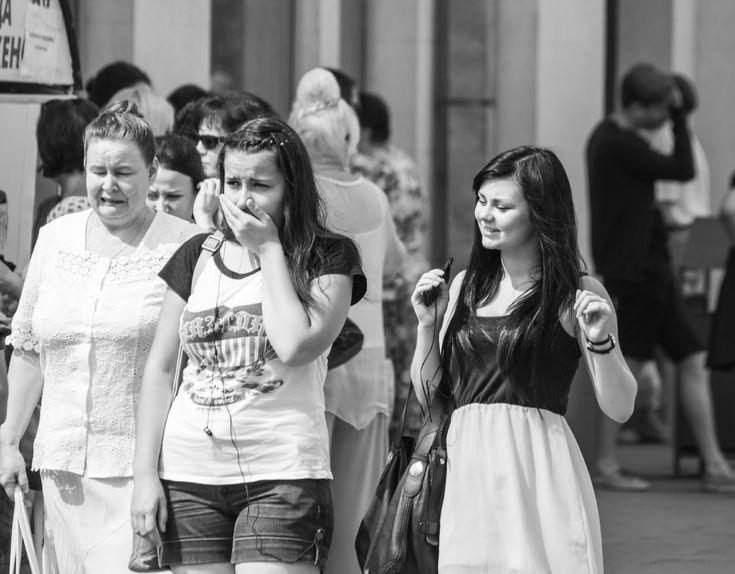 Хорошее настроение в фотографиях – настроение в уличной фотографии. Говорим о…